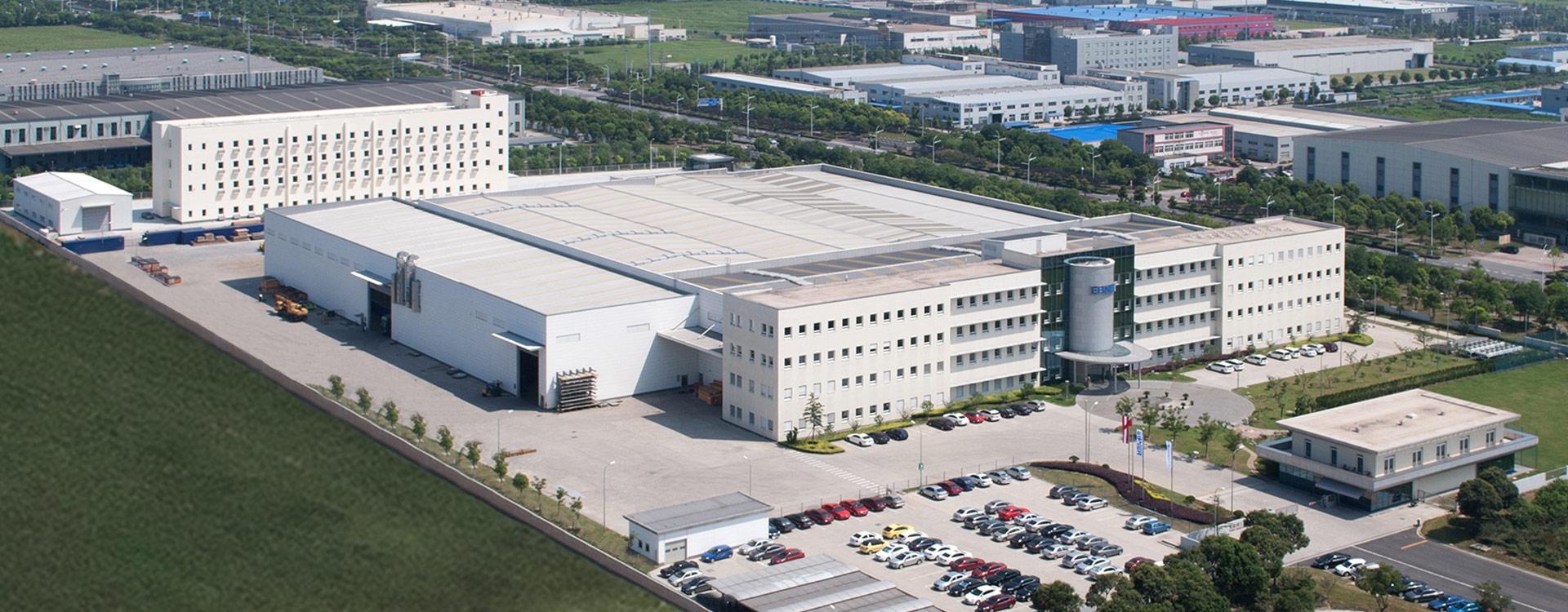 China - EBNER Group