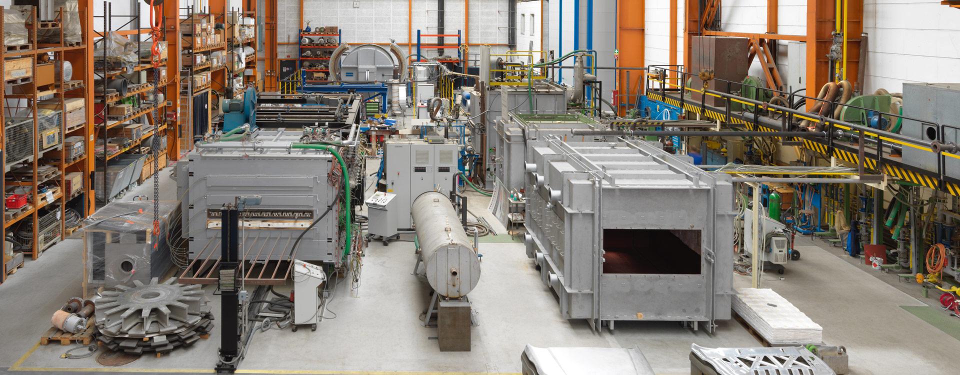 Furnace R&D - EBNER Group