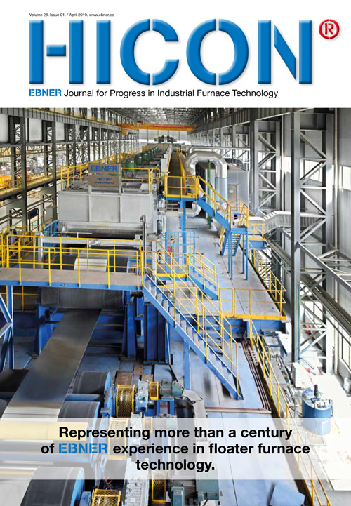 HICON Magazin - EBNER Group
