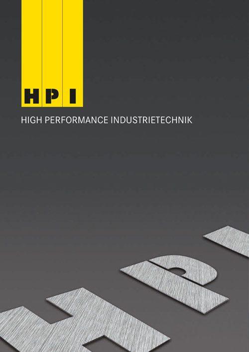 HPI Brochures